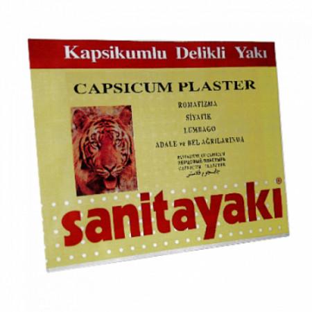 Plasturi antireumatici Sanitayaki, 17X12cm, 1buc, Turda Pharm