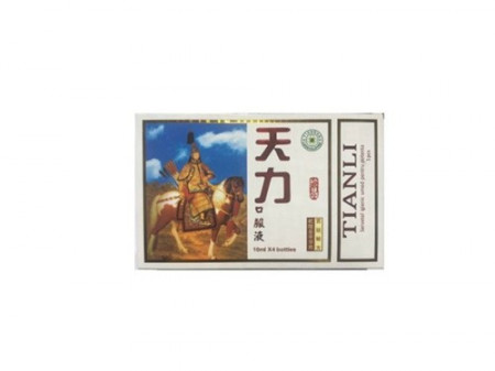 Tianli oral lichid,4 fiole, 10 ml+ servetele pentru potenta, L&L PLant