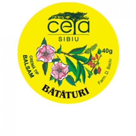 Unguent bataturi, 40g, Ceta Sibiu