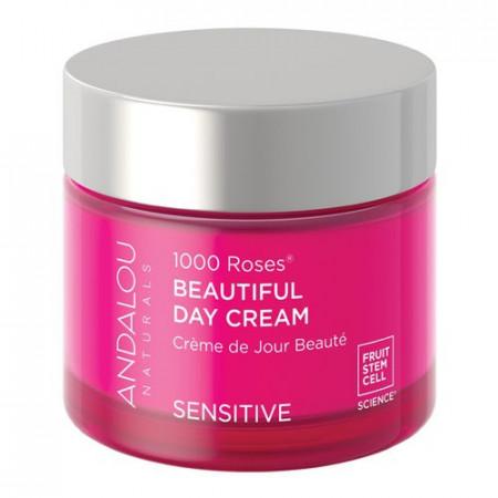 1000 Roses Beautiful Day Cream, 50g, Andalou