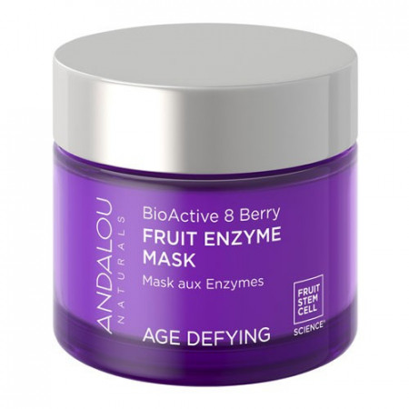BioActive 8 Berry Fruit Enzyme Mask, 50g, Andalou