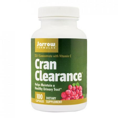 Cran Clearance, 100cps, Jarrow Formulas