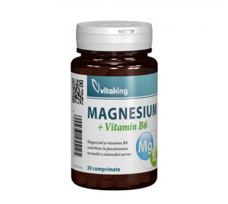 Magne B6, 30cps, Vitaking