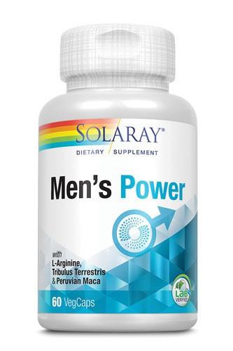 Men's Power, 60cps, Solaray