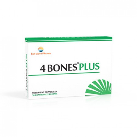 4 Bones plus, 30cps, Sun Wave Pharma