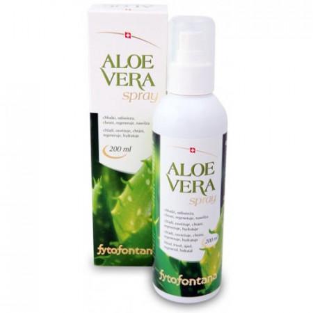 Aloe Vera spray, 200ml, Herbavit