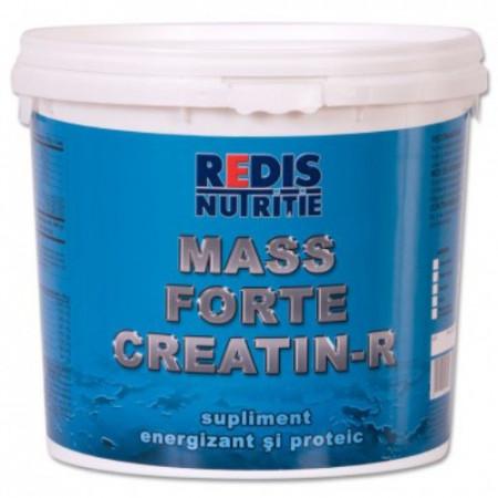 Mass Forte Creatin R, 1kg, vanilie, Redis