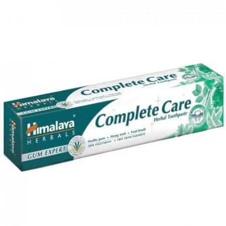 Pasta de dinti Complete Care, 75ml, Himalaya Care
