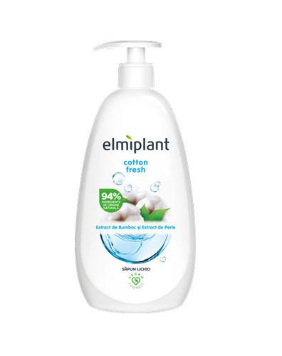 Sapun lichid Bumbac, 500ml, Elmiplant