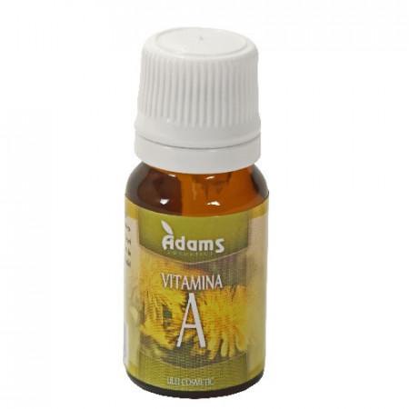 Ulei Vitamina A, 10ml, Adams Vision