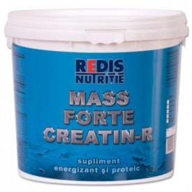 Mass Forte Creatin R, 1kg, ciocolata, Redis