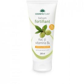 Balsam fortifiant cu nuc&vitamina B6, 200ml, Cosmetic Plant