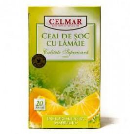 Ceai de Soc&Lamaie, 20dz, Celmar
