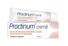 Proctinum crema, 30ml, Zdrovit