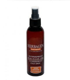 Spray antiperspirant picioare, 150ml, Herbagen