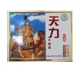 Tianli oral lichid,4 fiole, 10 ml, L&L PLant