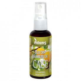 Ulei din samburi de Caise, 50ml, Adams Vision