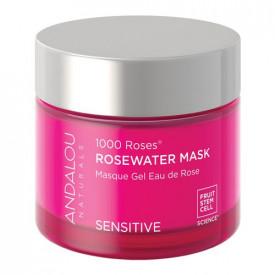 1000 Roses Rosewater Mask, 50ml, Andalou