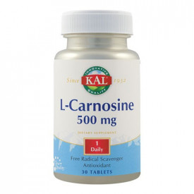 L-Carnosine 500mg, 30cps, Kal