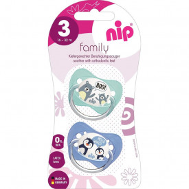 Suzeta Family Latex marimea 3 (16 - 32 luni), nip 31002, Abi Solutions