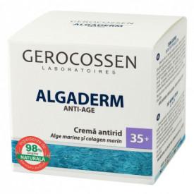 Algaderm crema Antirid 35+, 50ml, Gerocossen