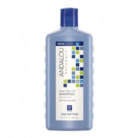 Argan Stem Cell Age Defying Shampoo, 340ml, Andalou