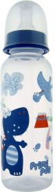 Biberon PPL decorat, 250 ml(R0110), Primii Pasi