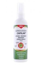 Capilar+ lotiune tratament impotriva caderii moderate a parului, 125 ml, Gerocossen