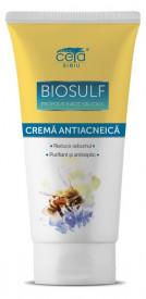 Crema antiacneica cu Biosulf, 50ml, Ceta Sibiu
