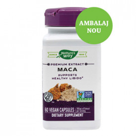 Maca SE, 60cps, Nature's Way