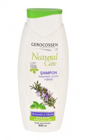 Natural care sampon tratament contra matretii, 500 ml, Gerocossen
