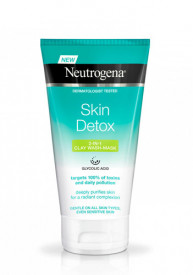 Neutrogena, masca Skin Detox 2in1, 150ml, Johnson&Johnson