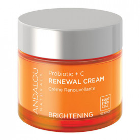 Probiotic + C Renewal Cream, 50g, Andalou