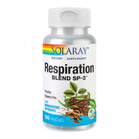 Respiration Blend, 100cps, Solaray