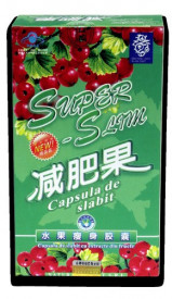 Super Slim (capsula de slabit) 30cps, Naturalia Diet