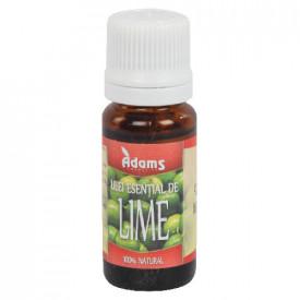 Ulei esential de Lime, 10ml, Adams Vision
