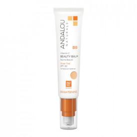 Vitamin C BB Beauty Balm Sheer Tint SPF 30, 58ml, Andalou