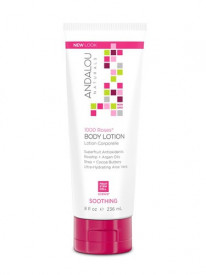1000 Roses Soothing Body Lotion, 236ml, Andalou