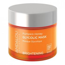 Pumpkin Honey Glycolic Mask, 50ml, Andalou