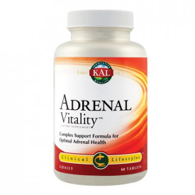 Adrenal Vitality, 60tablete ActivTab, Kal
