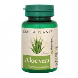 Aloe Vera, 60cps, Dacia Plant
