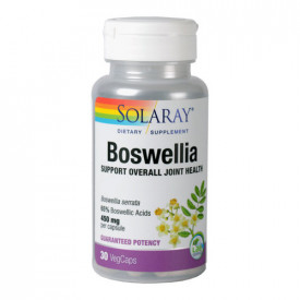 Boswellia 450mg, 30cps, Solaray