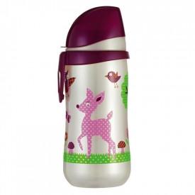 Cana First Cup Girl PP 330 ml, cu clip de prindere, 12+ luni, nip 35050, Abi Solutions