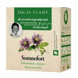 Ceai somnofort, 50g, Dacia Plant