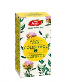 Colesterol 2, M105A, 63cps, Fares