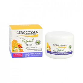 Natural miere crema antirid de noapte, 100 ml, Gerocossen