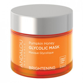 Pumpkin Honey Glycolic Mask, 50ml, Andalou