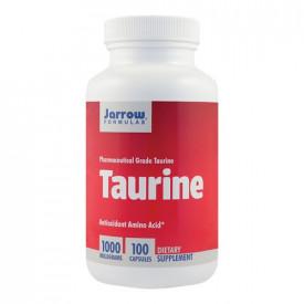 Taurine 1000mg, 100cps, Jarrow Formulas