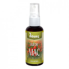 Ulei de Mac, 50ml, Adams Vision