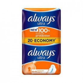 Always ultra normal, 2X10buc, Procter&Gamble